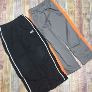 NIKE BUNDLE OF 2 YOUTH SIZE 7 JOGGERS